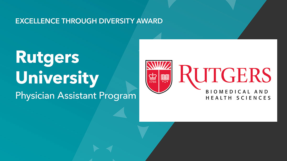 Rutgers University Physician Assistant Program